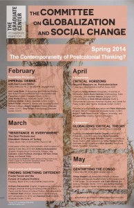 Final Spring Event Poster CGSC