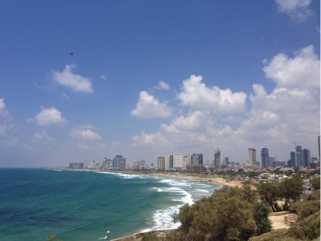 This is War: Notes from Tel Aviv