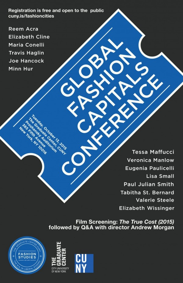 Conference: Global Fashion Capitals